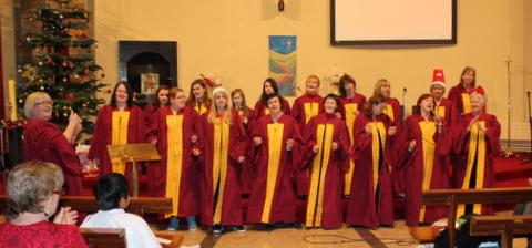 St. Fergal's Carol Concert 046